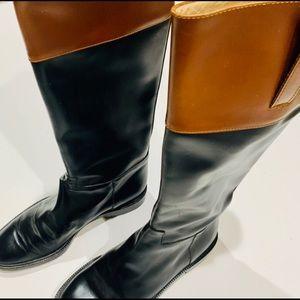 Michael Kors riding boot